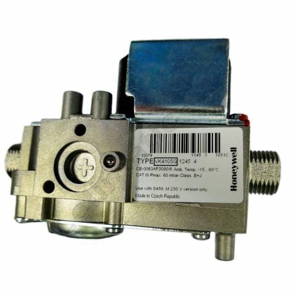 газовый клапан инструкция